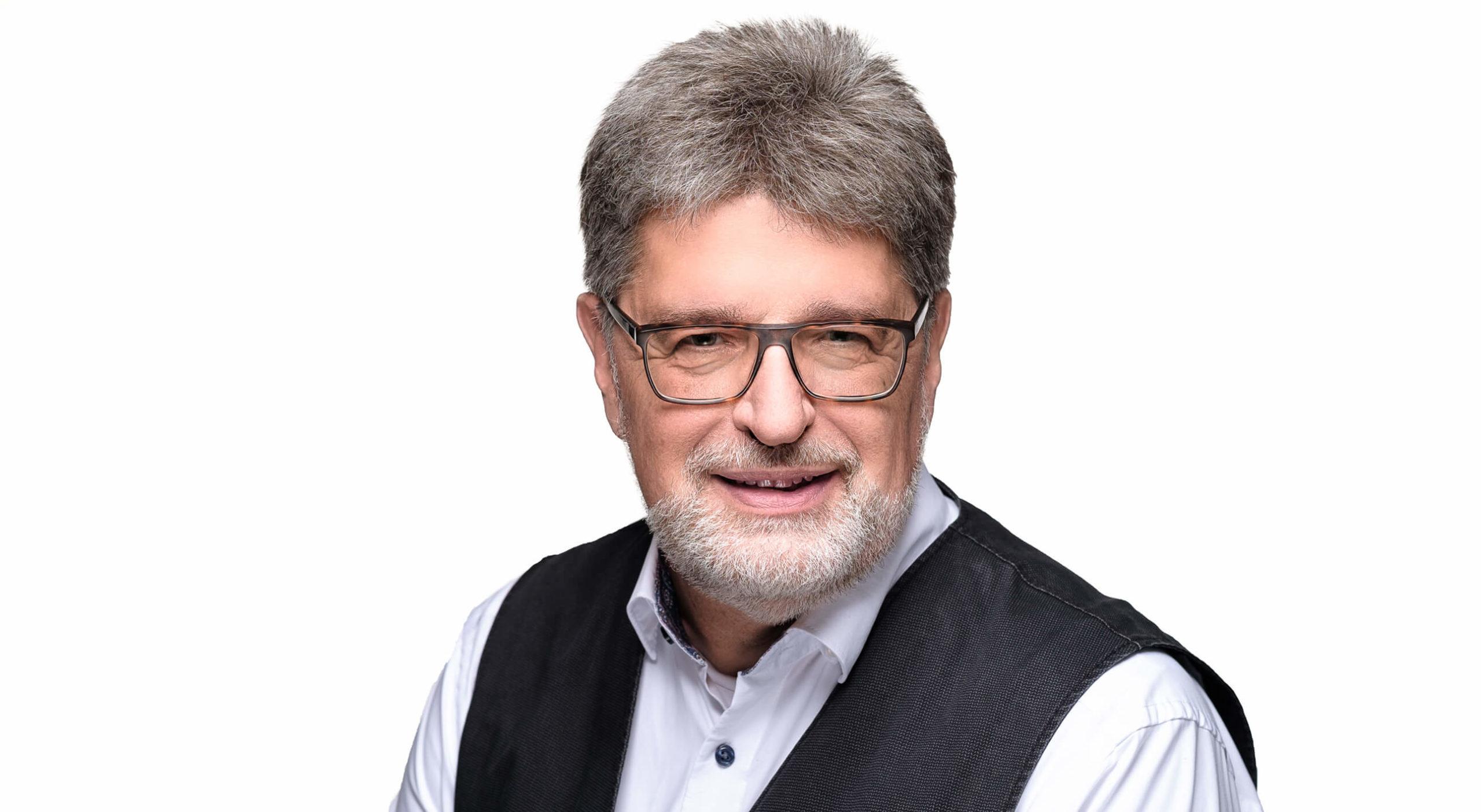Ausgabe 19 Newsletter 2021-06-07 Drei Fragen an Harald Weber
