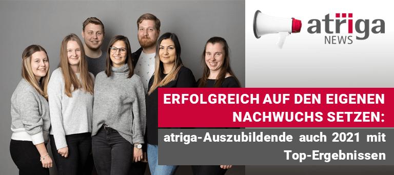 Ausgabe 31 Newsletter 2021-09-27 Atriga Azubis Mit Bestnoten-Beitragsbild_DE